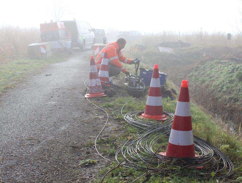 Werkzaamheden Snel Internet Groningen Inblazen Glasvezel